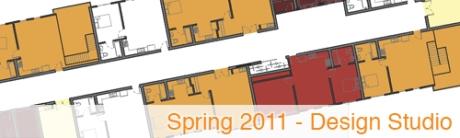Spring 2011 Design Studio