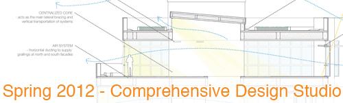 Spring 2012 Comprehensive Design Studio
